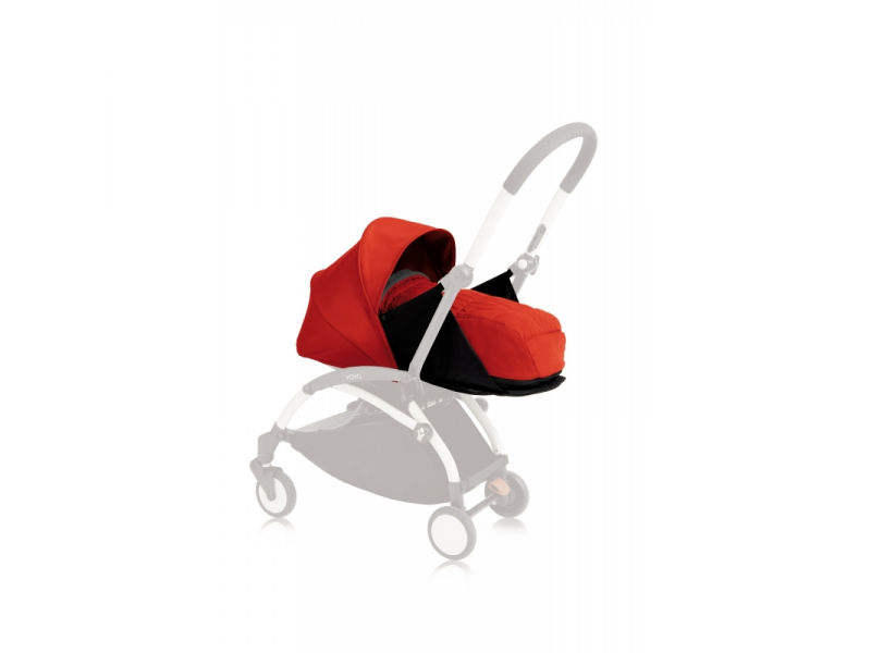 YOYO+ 0+  Novorozenecký balíček - Red 1