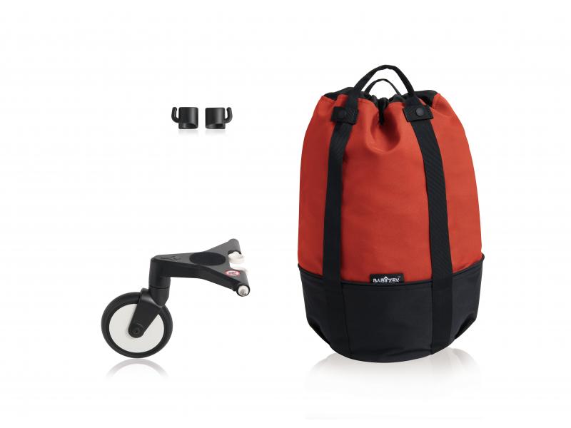 YOYO+ bag - Red 1