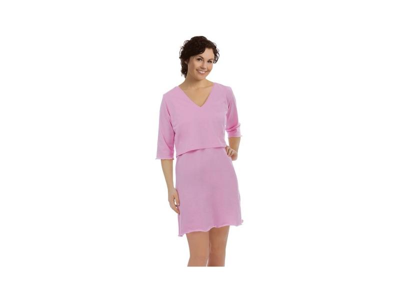 """Noční košile """"Sarah"""" růžová L/XL 1"""