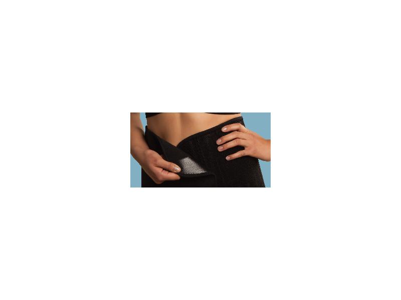 Carriwell Pás po porodu stahovací černý L/XL