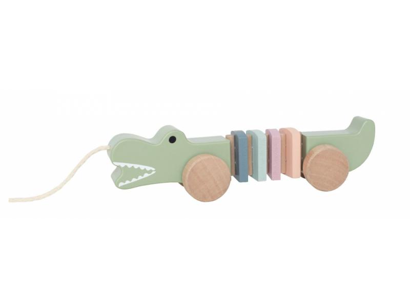 Krokodýl na tahání 1