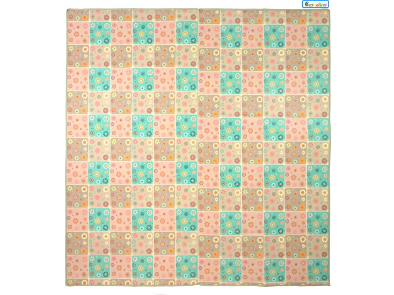 Casmatino Dětská podložka tenká Bloom Floor