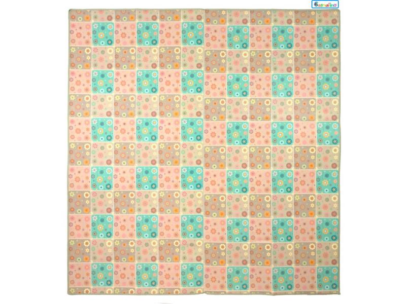Dětská podložka tenká Bloom Floor 1