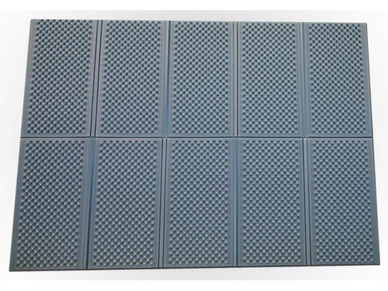 Kempingová skládací podložka Modrá 1