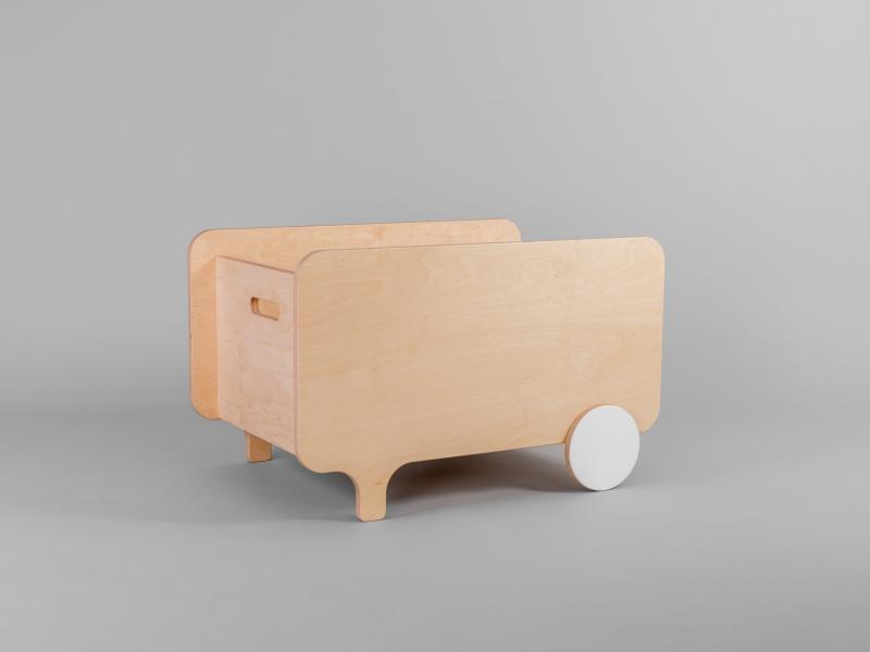 Toy Box XL, bílá 1