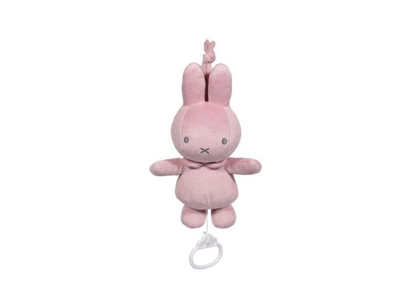 Hrající miffy pink babyrib 1