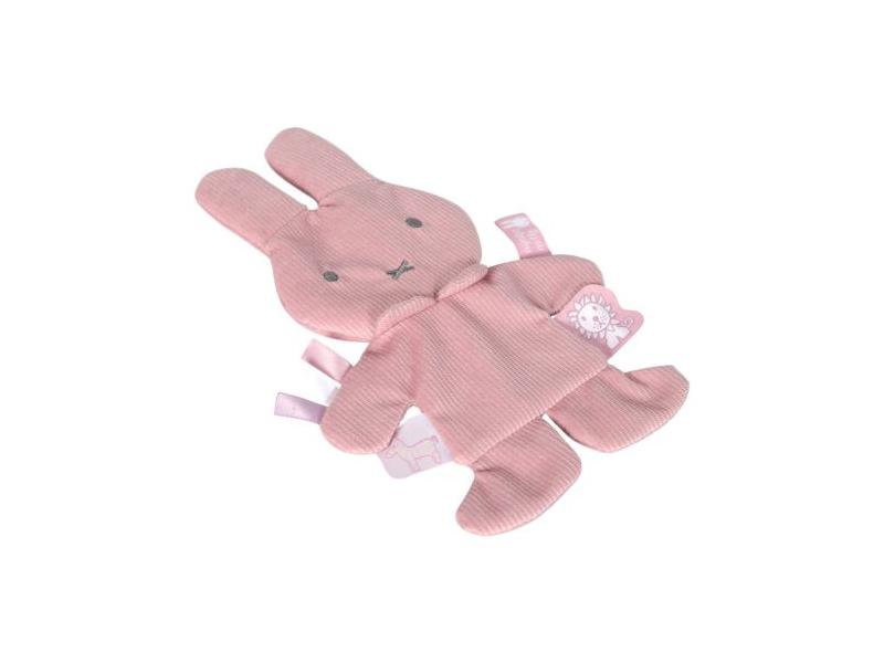 Šustící muchlák pink babyrib 1