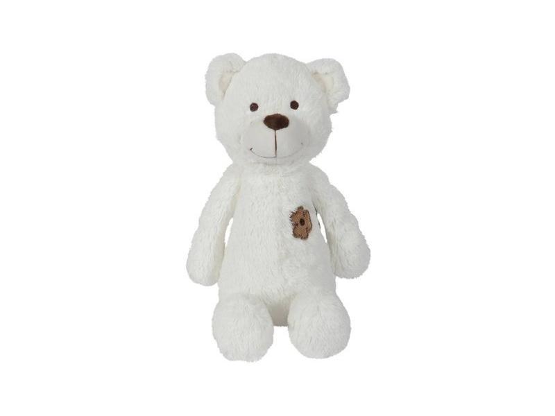 Plyšový medvěd bílý 1