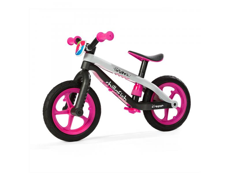 Chillafish Dětské odrážedlo BMXIE-RS Růžové