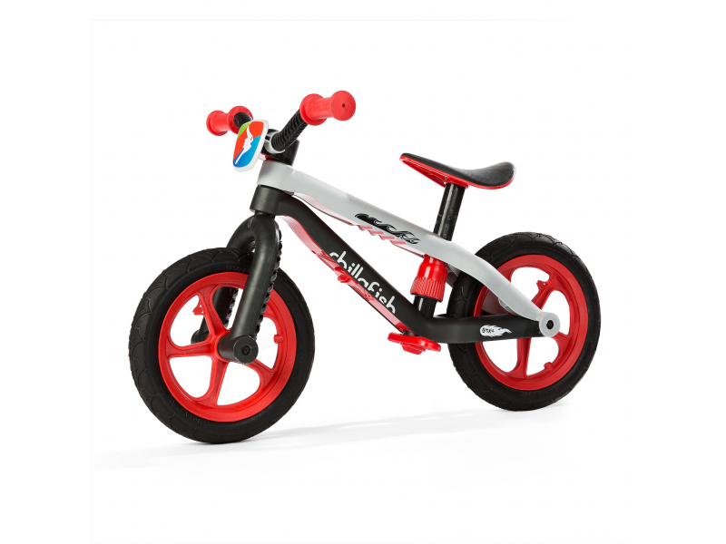 Chillafish Dětské odrážedlo BMXIE-RS Červené
