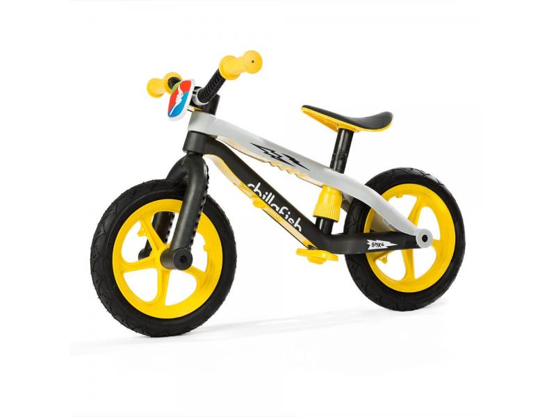 Chillafish Dětské odrážedlo BMXIE-RS Žluté