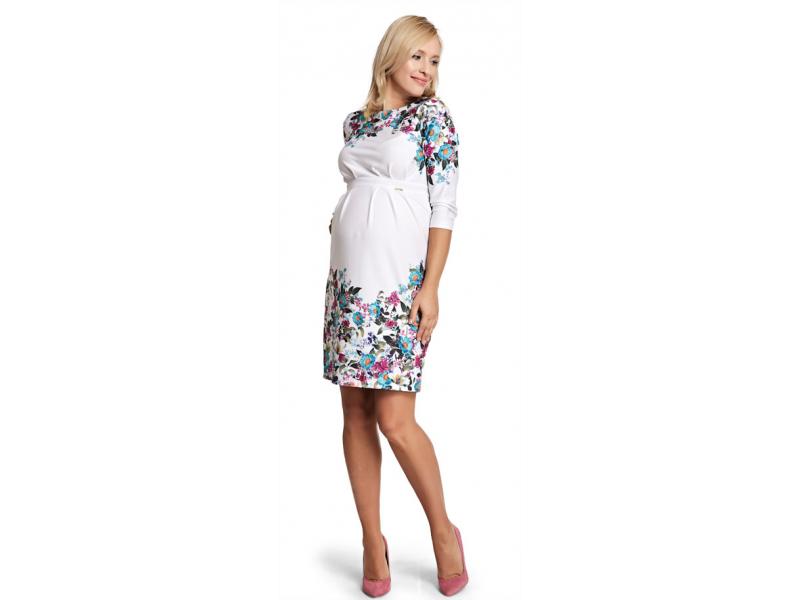 Happymum Těhotenské šaty Charming dress M