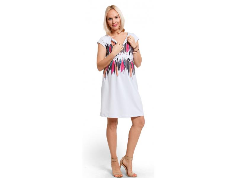 Těhotenské šaty Inca dress XS 4 8cabdcae6f1