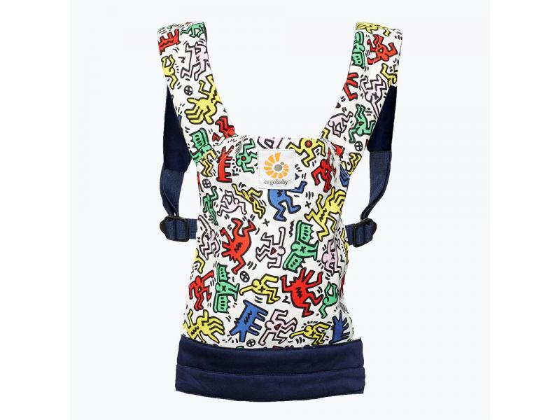 Ergobaby Nosítko pro panenku Keith Haring Pop