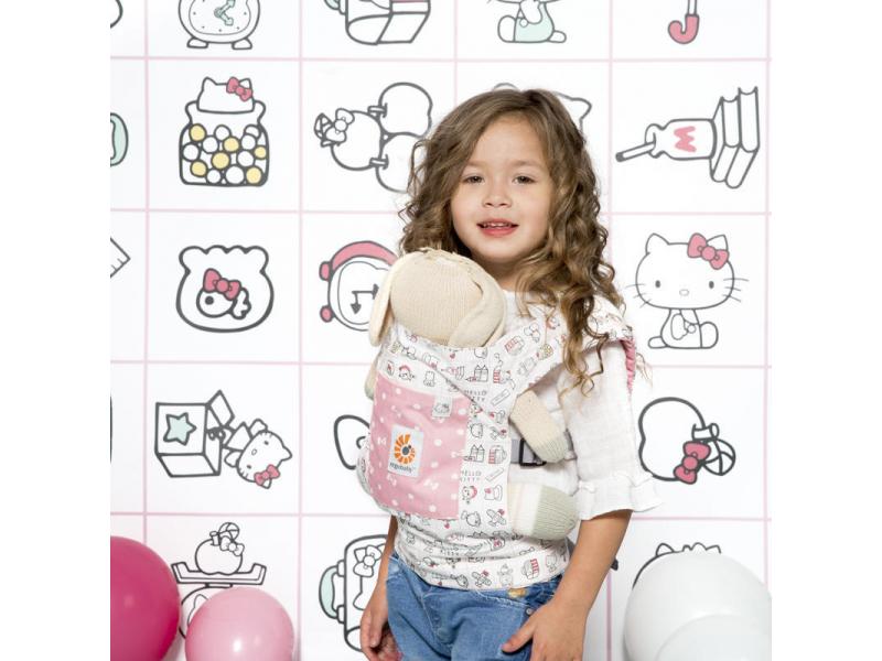 Ergobaby Nosítko pro panenku Hello Kitty - Play Time New