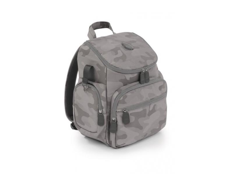 Batoh - přebalovací taška Camo Grey 1