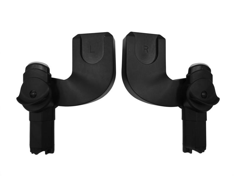 MULTI adaptér pro autos. Nižší BLACK 1