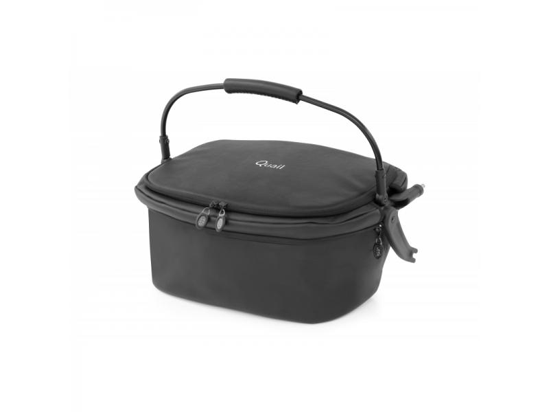 QUAIL thermo nákupní taška ke kočárku BLACK 1