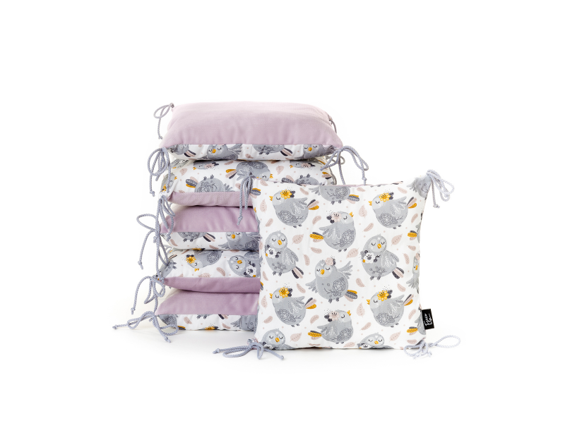 Polštářkový mantinel, owl princess 1