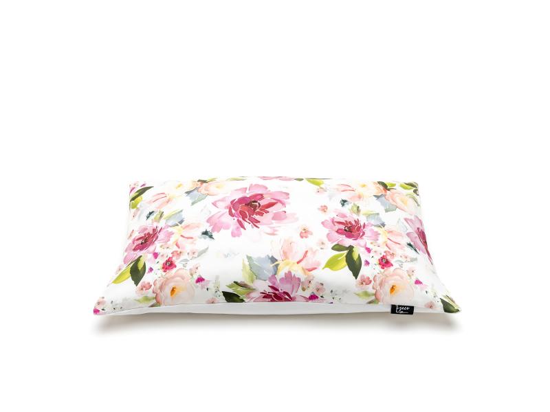 Povlak na polštářek, watercolor flowers 1
