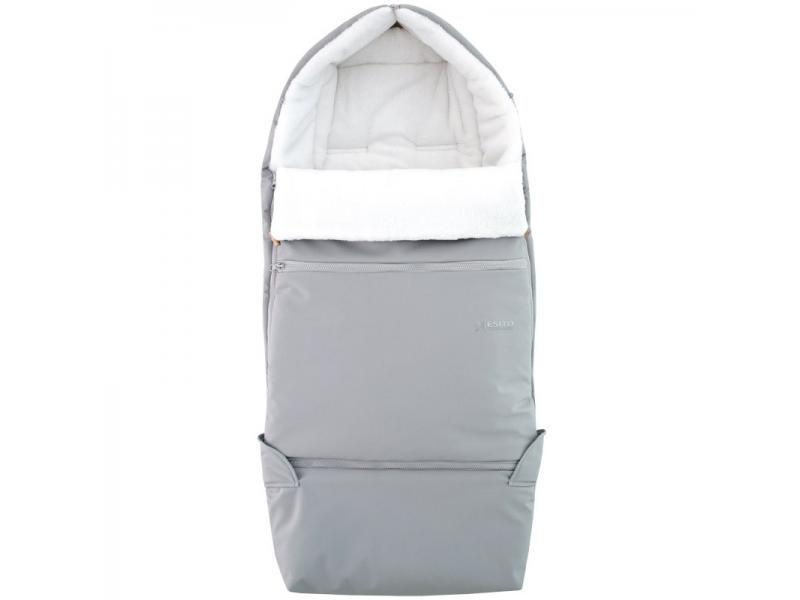 Fusak Soft DUO Magna RFX | 110 x 49 cm šedá / bílá 1