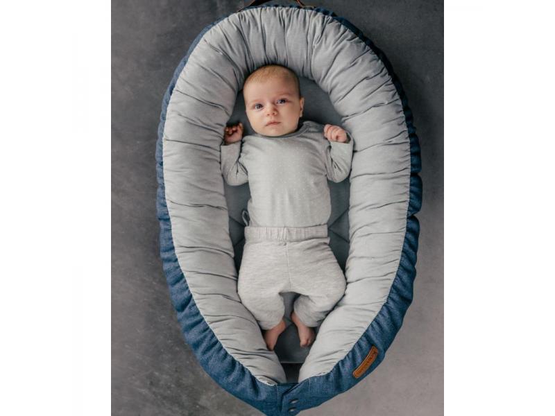 Hnízdečko pro miminka - blue 1