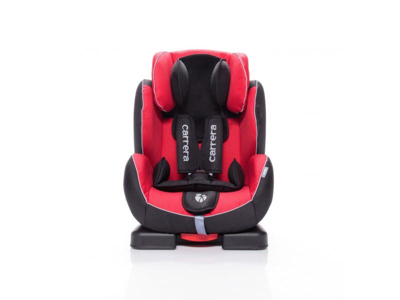 Zopa Autosedačka Carrera černo/červená