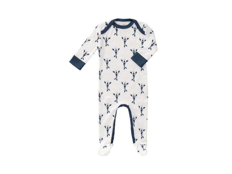 Overal Lobster indigo blue, 6-12 m 1