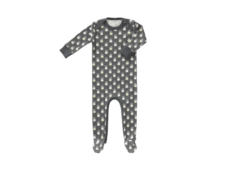 Overal Pineapple antraciet, 6-12 m 1