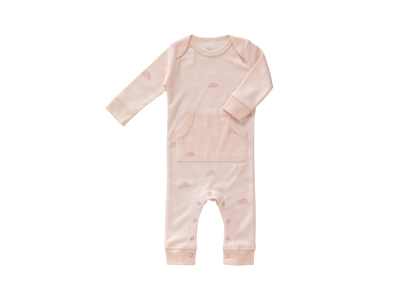Dětské pyžamo Rainbow chintz rose, 0-3 m 1