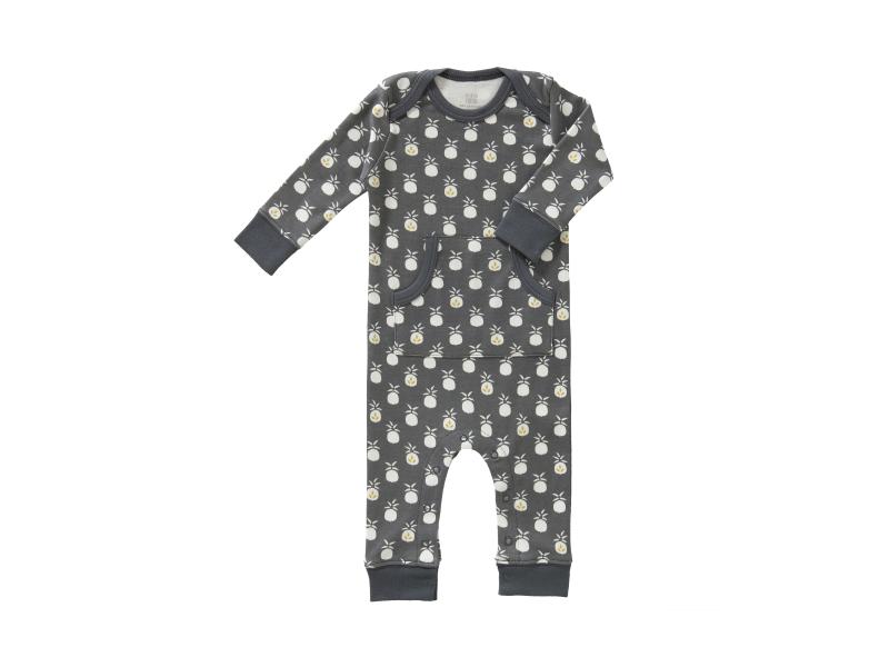 Dětské pyžamo Pineapple antraciet, 3-6 m 1