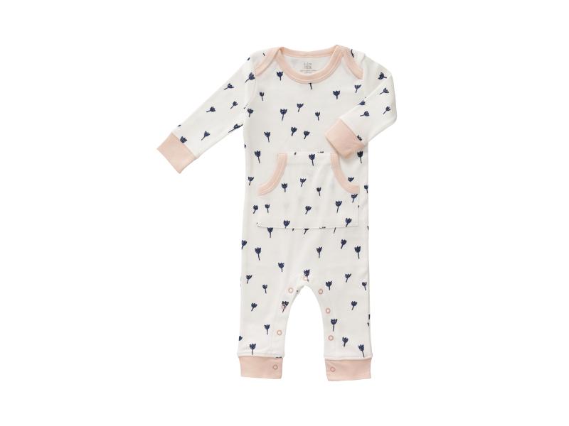 Dětské pyžamo Tulip indigo blue, 3-6 m 1