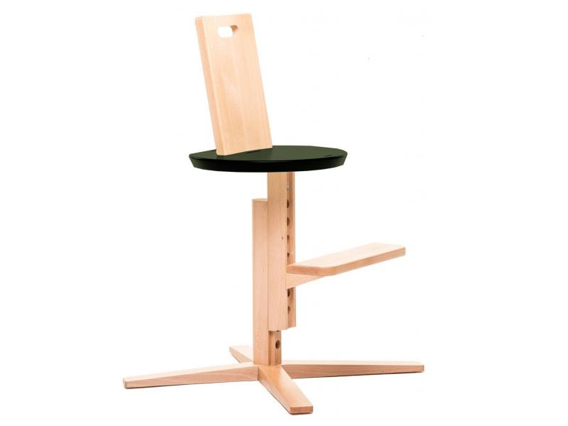 FROC Jídelní židle ČERNÁ