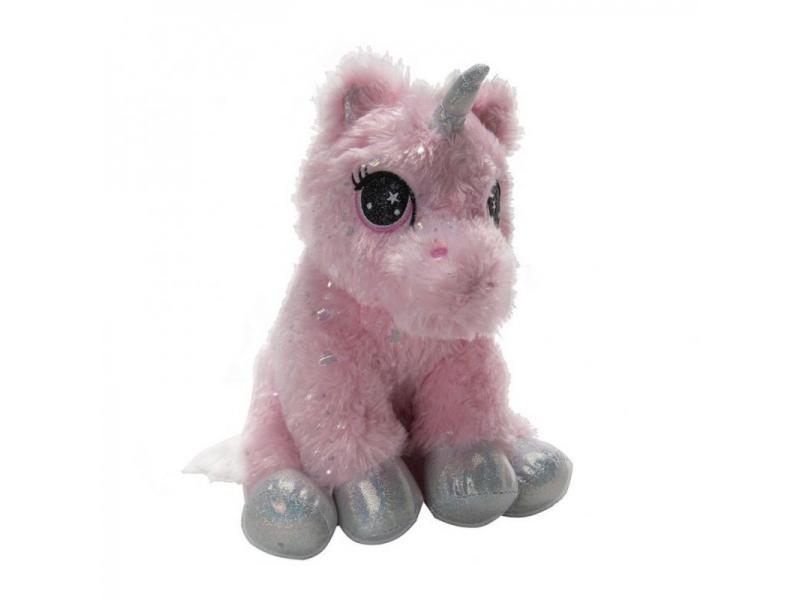 plyšová hračka UNICORN Pink 45cm 1