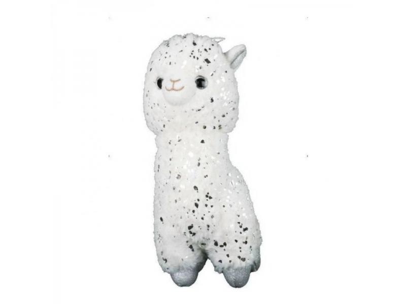 plyšová hračka LAMA White 30cm 1