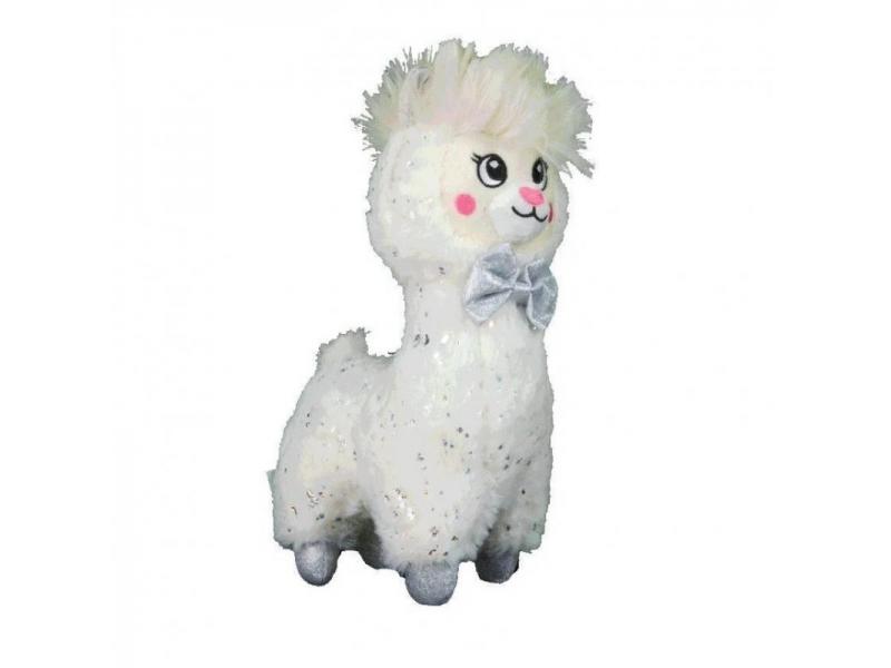 plyšová hračka ALPACA White 30cm 1