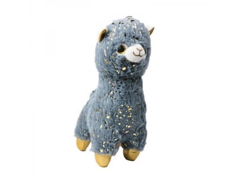 plyšová hračka LAMA Grey 30cm 1