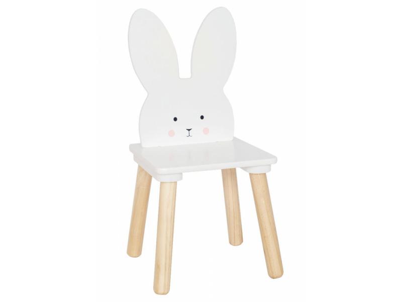 Židle zajíček 1
