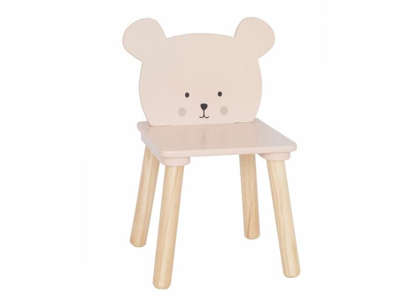 Židle Medvídek 1