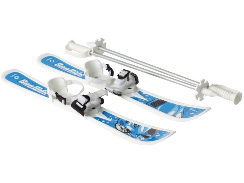 HAMAX Dětské lyže SNO KIDS-Car Design