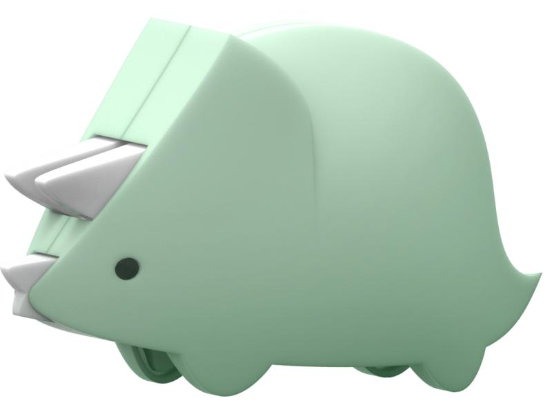HALFTOYS TRICERA - magnetická skládací hračka s 3D modelem prostředí