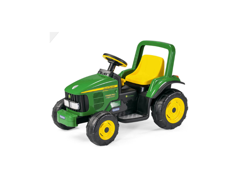 Peg Perego J.D.POWER PULL (6V, 1 motor)