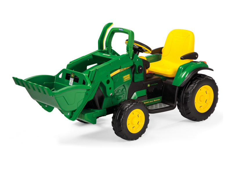 Peg Perego J.D.GROUND LOADER (12V, 2 motory)