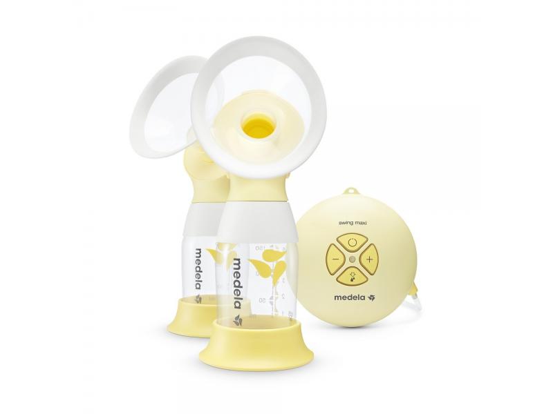 odsávačka mléka elektrická double Swing Maxi Flex™ 1