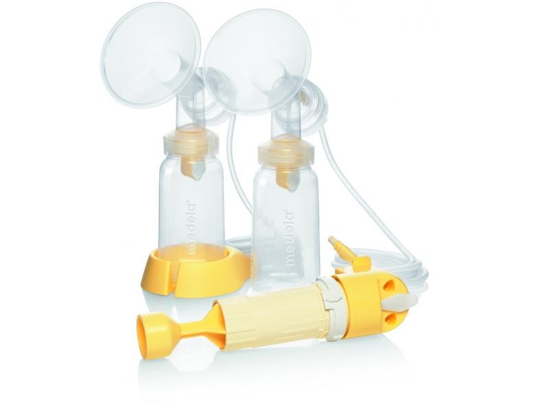 Medela LactinaSet Double - základní kompletní set