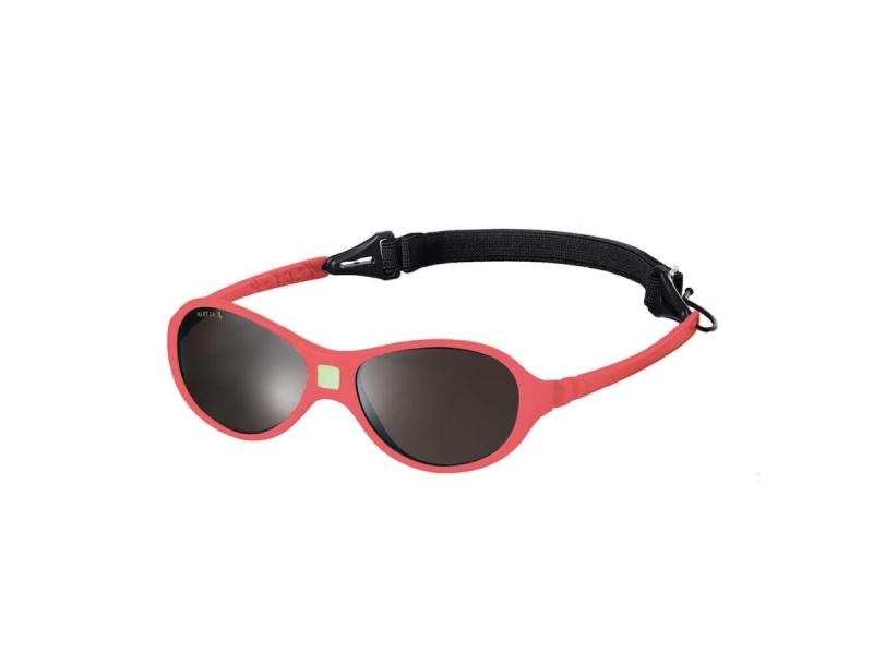 Dětské sluneční brýle JokaKi 12-30 měsiců - korálová 1