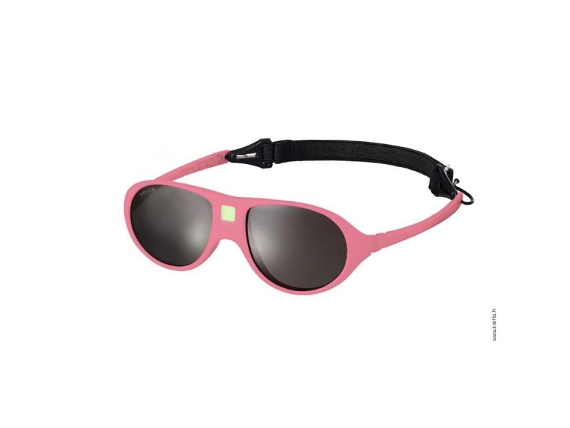 Dětské sluneční brýle JokaLa 2-4 roky - růžová 1