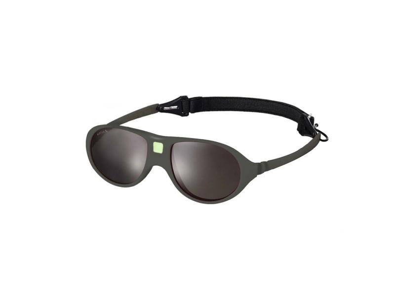 Dětské sluneční brýle JokaLa 2-4 roky - tmavě šedá 1