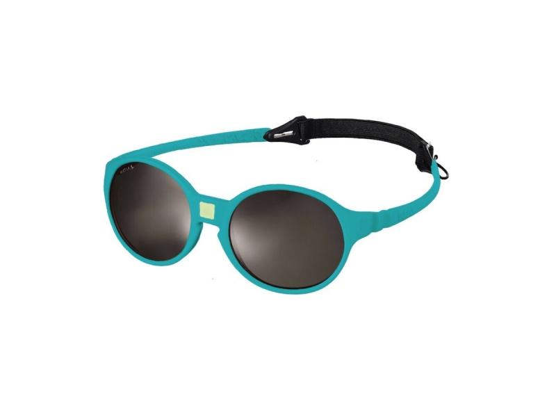 Ki ET LA Dětské sluneční brýle JokaKid's 4-6 let - páví modrá