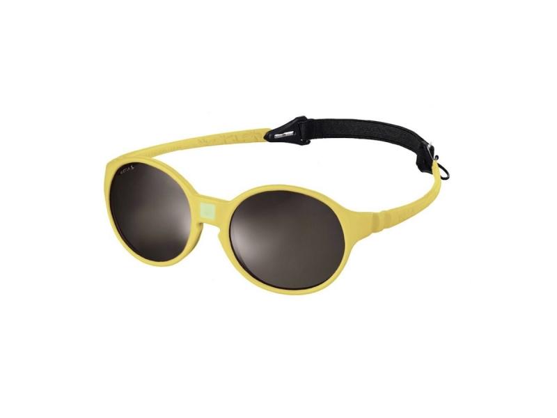 Ki ET LA Dětské sluneční brýle JokaKid's 4-6 let - žlutý pastel